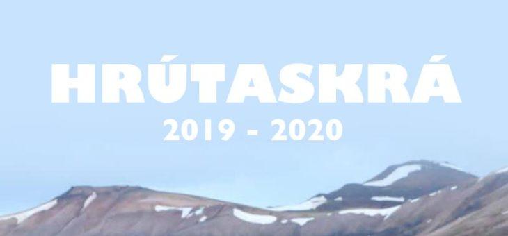 Hrútaskráin 2019-2020